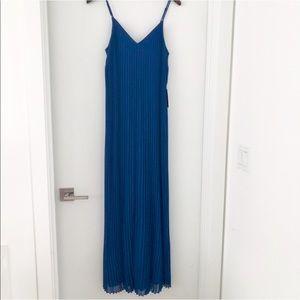 Express Pleated Maxi Dress